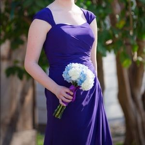 Dresses & Skirts - Bridesmaid Dress royal purple